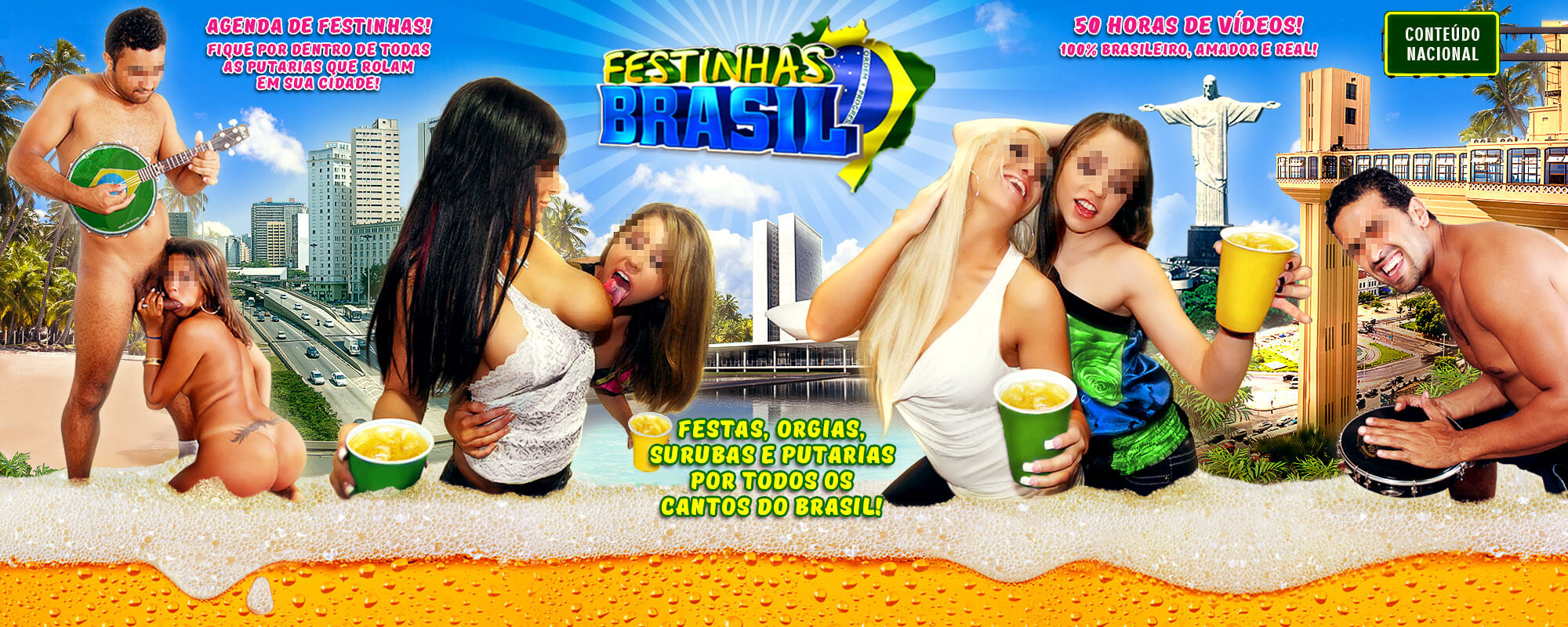 sexo do brasil